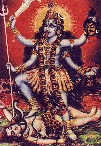 Kalli Mata Devi - Kali Mata Devi