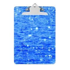 Sun sparkle Clipboard