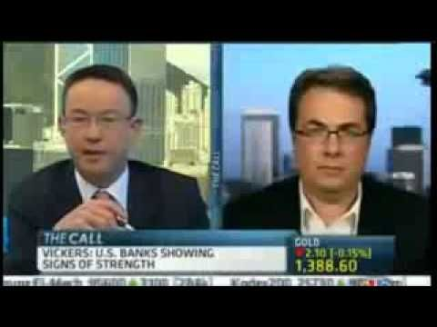 Dow Jones Will Hit 23000 By 2016 Damon Vickers, New update 2014 - YouTube