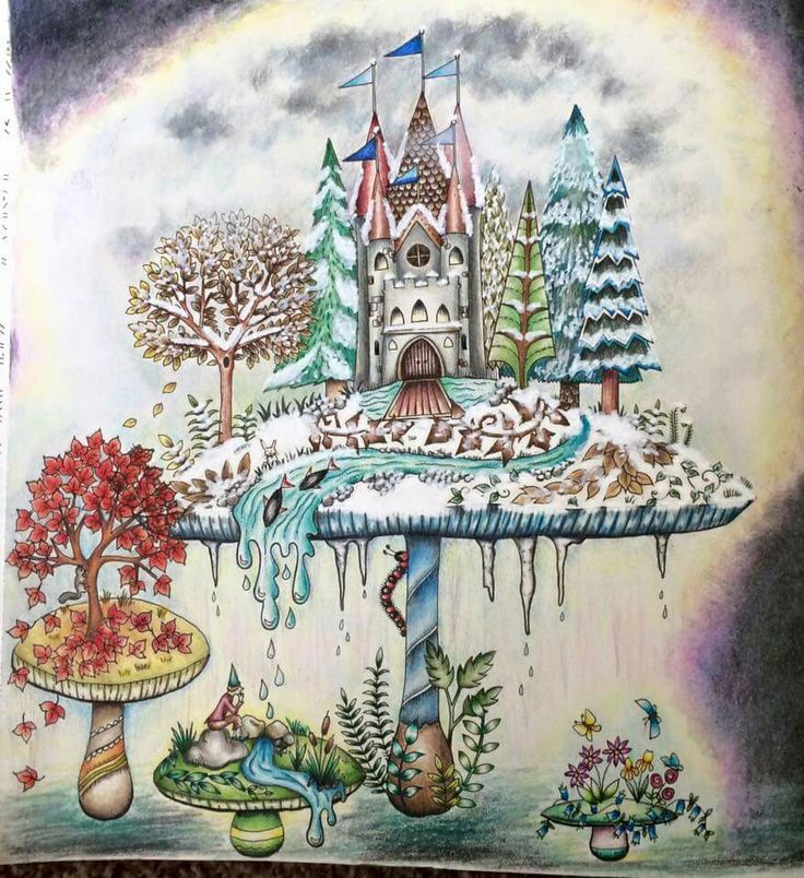 1000 Ideas About Enchanted Forest Book On Pinterest