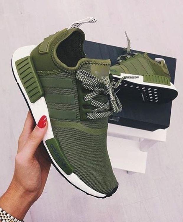 """Adidas"" NMD Women Fashion Trending Running Sports Shoes Sneakers from ZUZU. Saved to Epic Wishlist. #stepnupmyshoegame #justkickn #money."
