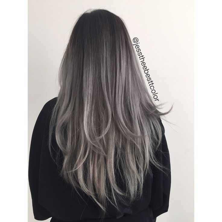 If I'm ever ready to just go grey...