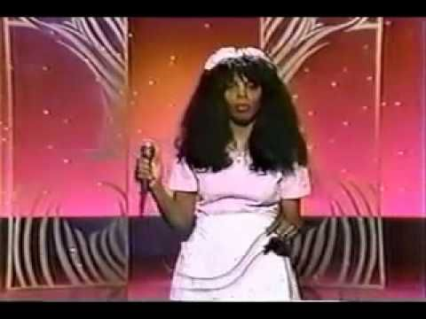 Donna Summer-She Works Hard For The Money (Live).mpg  ancient times but I like this one!  Donna Summer!