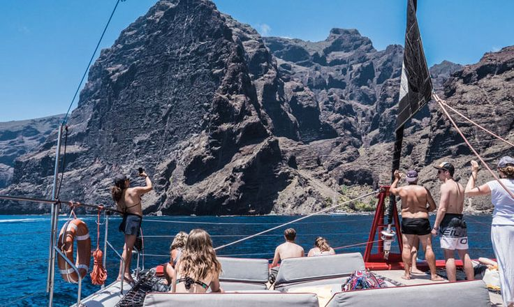 Feel free to check our client's opinion of the 3h cruise (Costa Adeje) and 4.5h, Masca/Los Gigantes cruise. Explore the beauty of Tenerife with Freebird Catamarans. Observe whales and dolphins in their natural habitat. You can book tickets for our cruises here: https://www.freebirdone.com/whales-dolphins-excursion-tenerife/