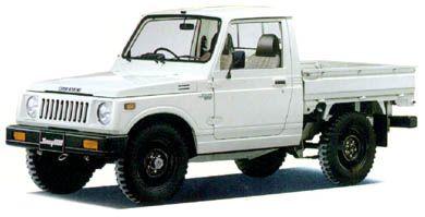 Jimny 1000 Pick-up SJ40T