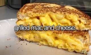 Grilled Mac and cheese sandwich | recipes | Pinterest