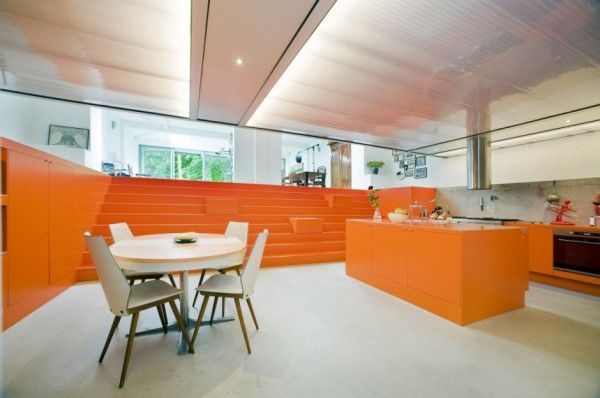 Modern Interior Kitchen from Best Luxury House Design Ideas with Greeen Home Innovation in Rotterdam 600x398 Best Luxury House Design Ideas with Green Home Innovation in Rotterdam