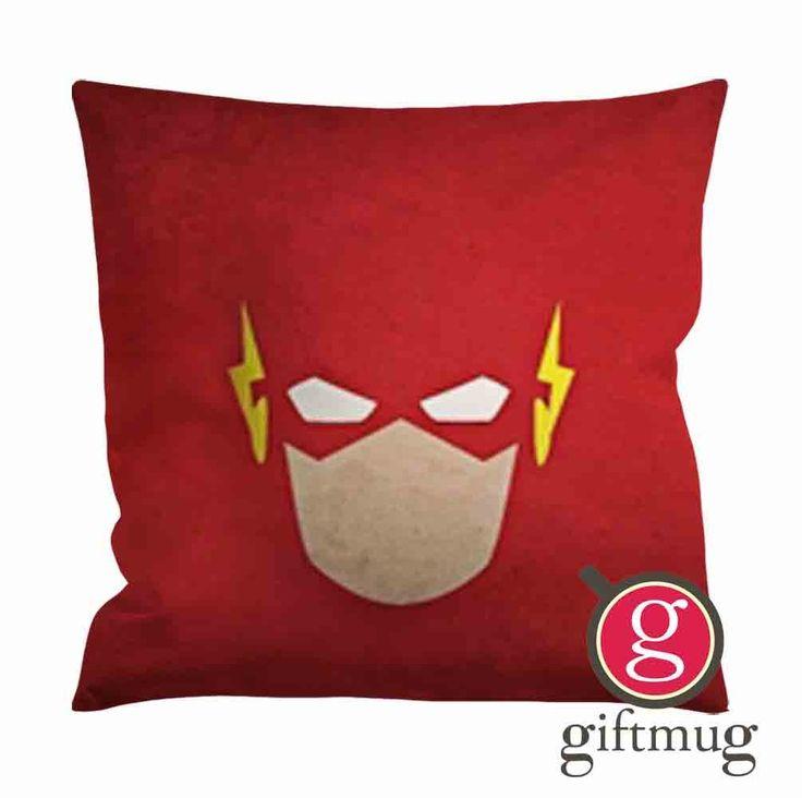 Batman Flash Green Lantern Superman 2 Cushion Case / Pillow Case