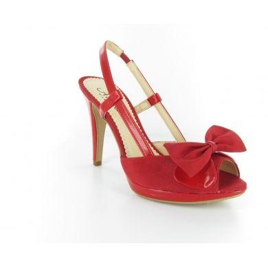 Sandalo in materiale sintetico by Alisia #scarpe #donna #italianshoes