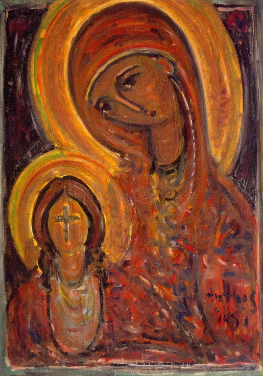Ανθης Δημήτριος-Παναγία, 1981
