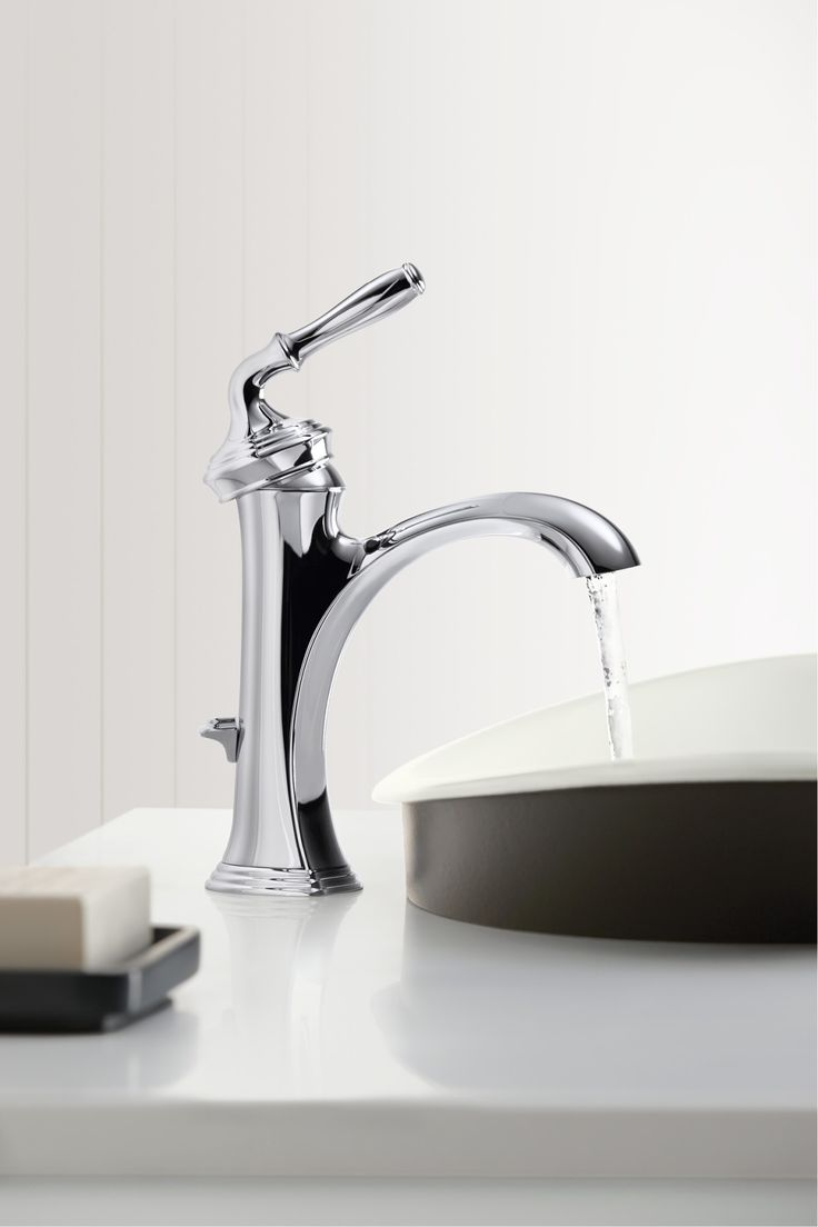 Iron Plains Bathroom Sink Devonshire Single Handle Faucet Sometimes Itu0027s  Just A Subtle Mirroring Of Design Elements That Really Brings A Room  Together.