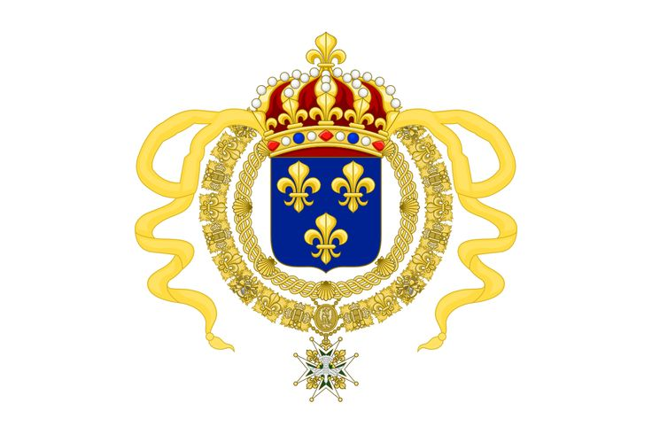 Royal Standard of King Louis XIV - Acadia - Wikipedia