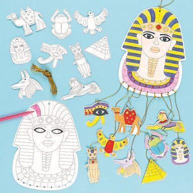 Egypt themed mobile