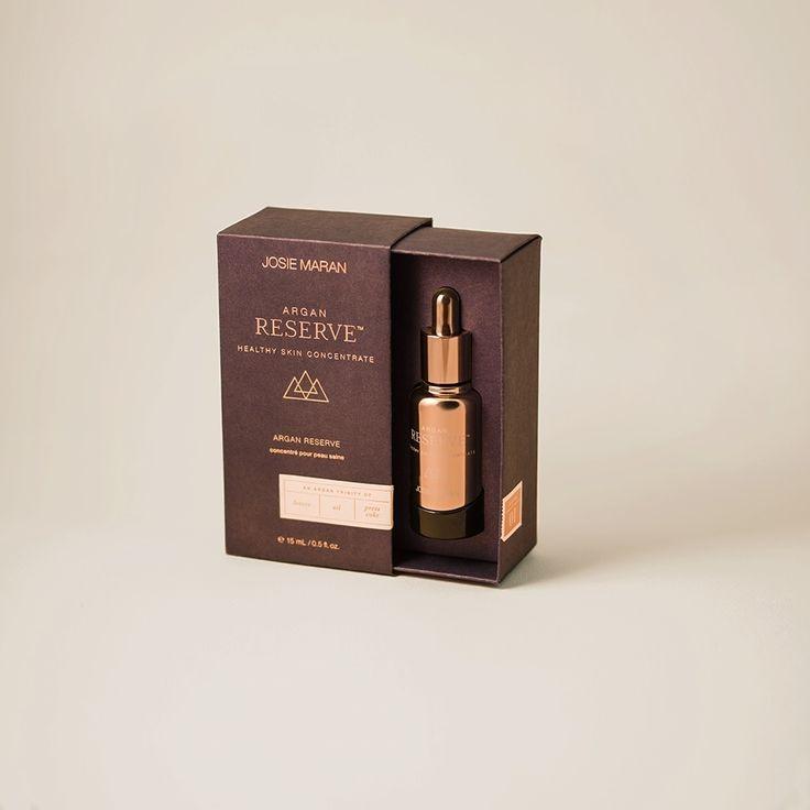 Argan Reserve Healthy Skin Concentrate - Josie Maran Cosmetics