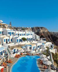 Foto hotel Volcano View **** - Santorini, Griekse Eilanden - Vliegvakanties Jetair  6 #