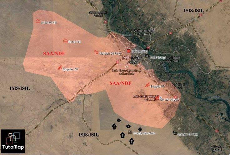 Amerykańskie lotnictwo zbombardowało wojska syryjskie w odciętej enklawie Deir-Ez-Zor oblężonej przez terrorystów Państwa Islamskiego. Zginęło 62 żołnierzy, a ponad 100 zostało rannych. Atak przepr…
