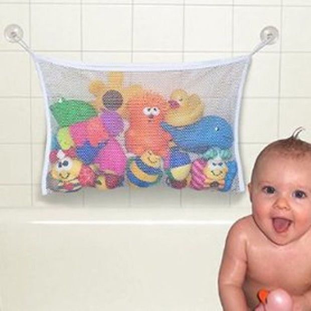 Bathroom Toy Storage Ideas: 17 Best Ideas About Bath Toy Storage On Pinterest