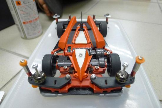 Mini 4wd Tuning e custom - Foto 5