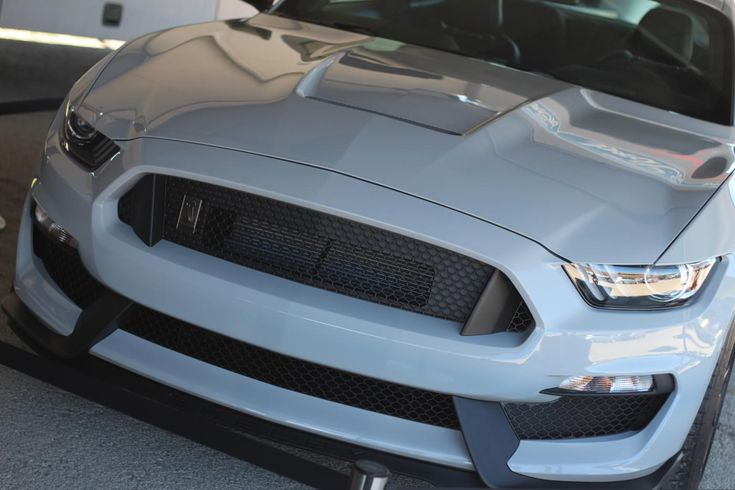 Gt500 Mustang 2015 >> Avalanche Gray GT350 Mustang - Pics/Vids/audio from Texas World Speedway - Page 2 - 2015+ S550 ...