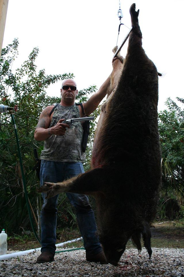 Tom Walker | Legendary Florida Hog Hunting Outfitter