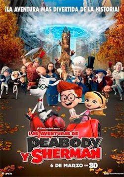 Las aventuras de Peabody y Sherman online latino 2014 - Animación, Infantil