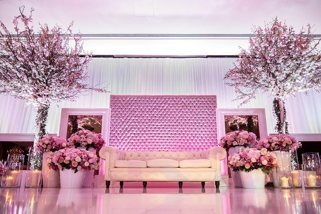 pinterest wedding decor | Spotlight on Luxury Wedding Planners, Carousel Girls {Dubai, UAE ...