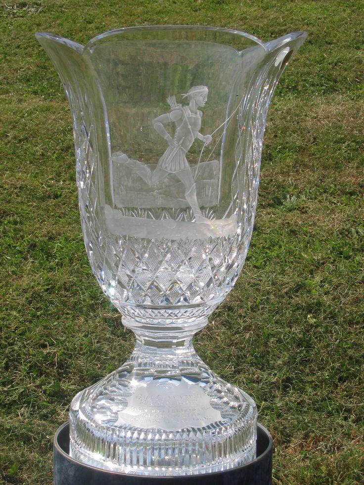 Gary Cunningham Memorial trophy by G.Sullivan