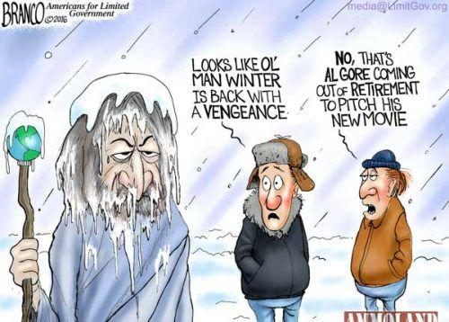 """Al Gore Comes Out of Retirement  Art by A.F. Branco      Al Gore Comes Out of Retirement      AmmoLand Gun News    USA –  -(Ammoland.com)- Al Gore Comes Out of Retirement.  """"More than a decade since An Inconvenient Truth was released, a sequel is set to come out at the Sundance Film Festival. The new  documentary  will follow Al Gore's efforts to bring awareness about climate change. Paramount Pictures and Participant Media partner to release the film next year.""""  Did you enjoy this.."""