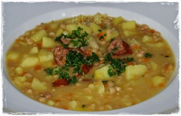 Kochen....meine Leidenschaft: Suchergebnisse für Bohnensuppe