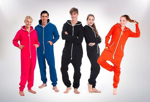 Pijama Enterito de Polar para Hombre y Mujer