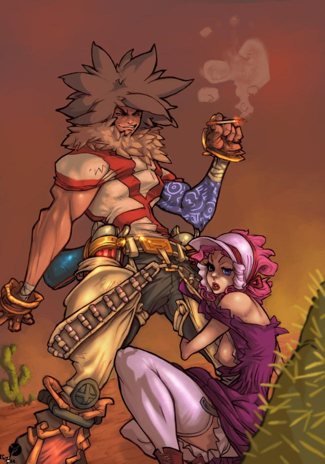 Cannon Busters Philly by Creon by jets.deviantart.com on @deviantART