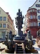 Kaiserslautern Germany — City With US Forces
