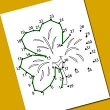 ST PATRICK'S DAY dot to dot games - CONNECT THE DOTS games - Free Kids Games