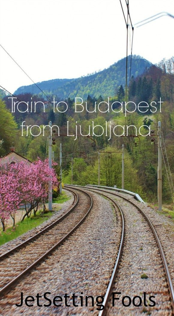 The price for both tickets was only $41 USD, but the train to Budapest from Ljubljana would take an astounding eight hours. We mentally prepared for the long haul and I made a list of things I could get done during the trip (like research Budapest, which I had failed – once again – to do in advance!).