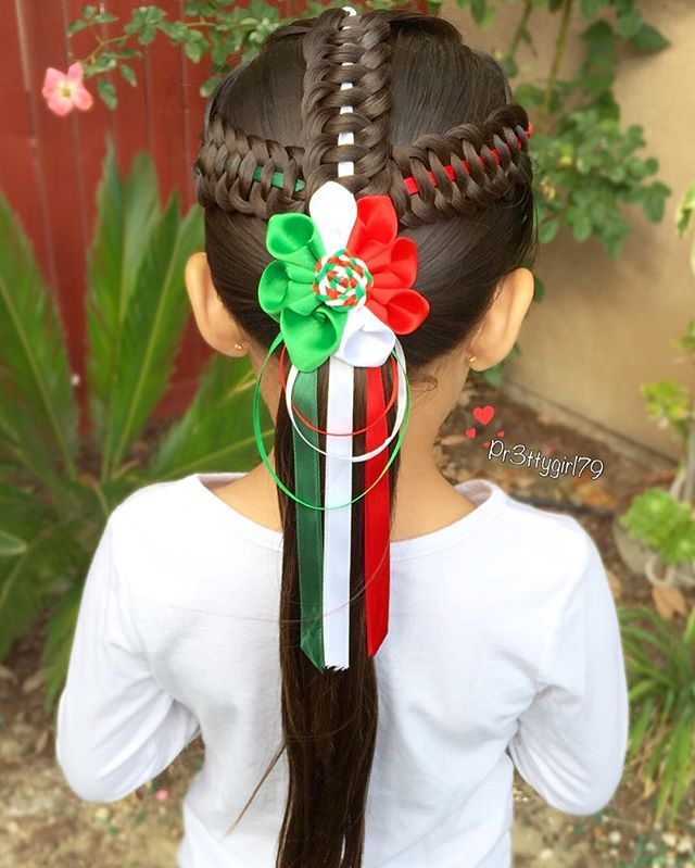 Mexican Little Girl Hairstyles Www Imgkid Com The