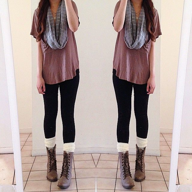 17 Best images about Combat Boots Outfits on Pinterest | Plaid ...