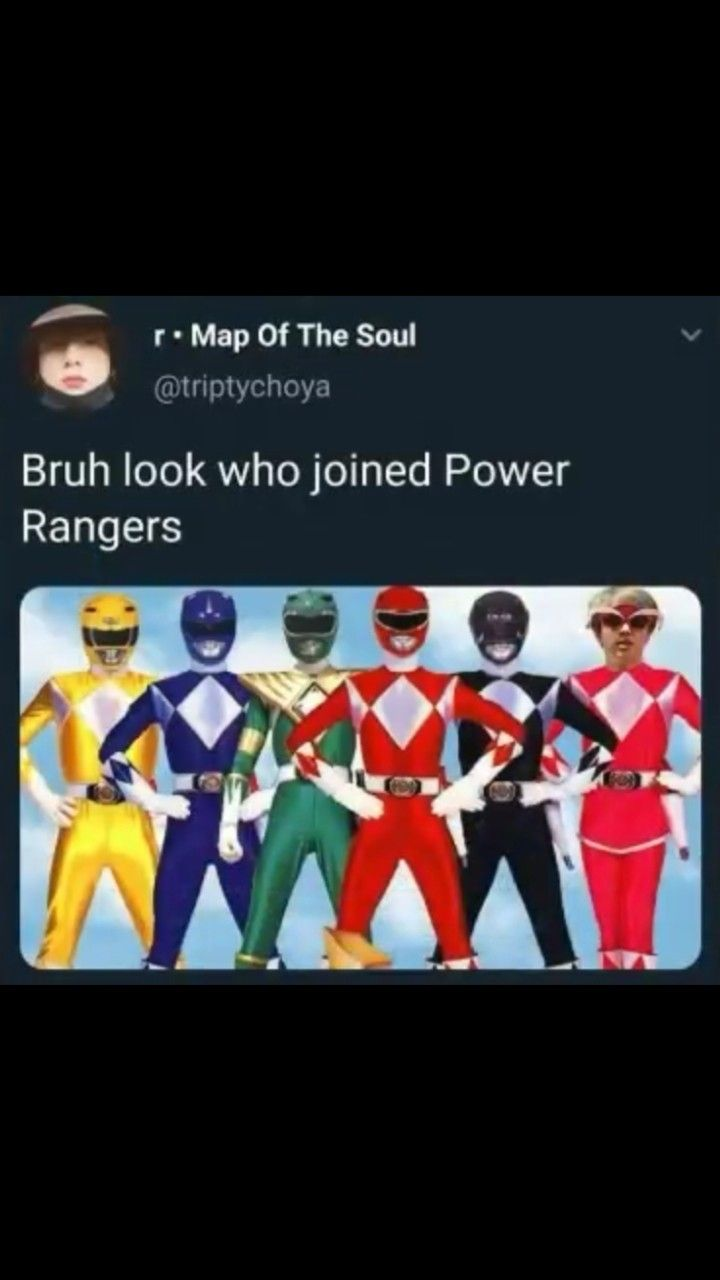 Power Rangers Bts : power, rangers, Surabhi, Ranjan, Memes, Memes,, Power, Rangers,