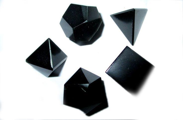 Obsidian Geometry Set