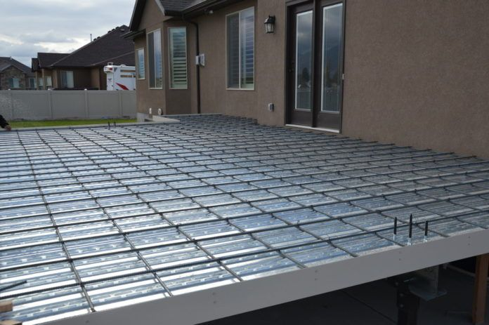 Lightweight Concrete Or Leca Blocks Are Made With Lightweight