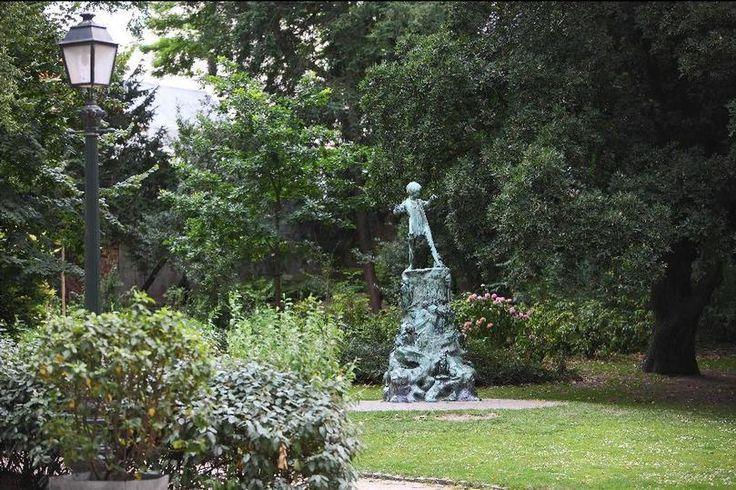 Peter Pan - Parc d'Egmont - Egmontpark