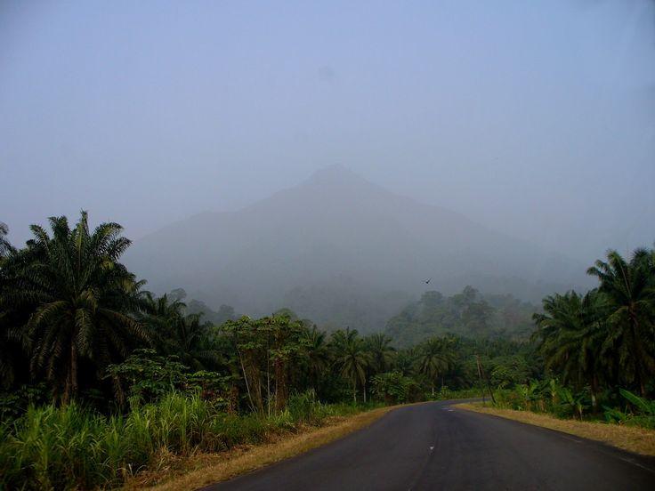 Douala Cameroon Africa | Mount Cameroon