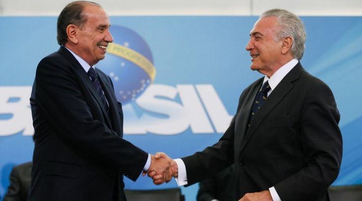 G.H.: Governo Temer-PSDB define valor do salario mínimo ...