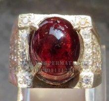 Batu Permata Red Garnet   Web Batu Permata, Koleksi Batu Permata, Batu Mulia, Jual Harga Murah