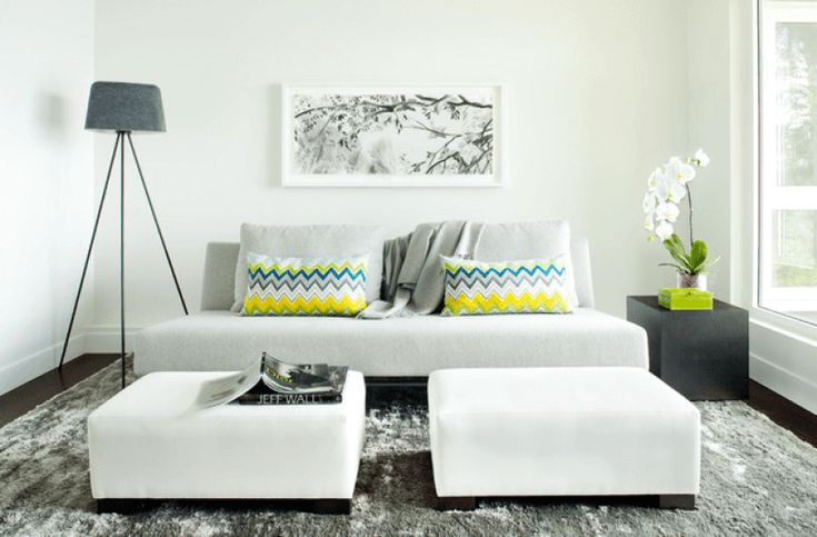 Small Living Room Ideas Select Small-Scale Furniture