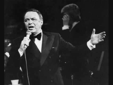 Frank Sinatra - Send in the Clowns  I could listen to him everyday for the rest of my life and then hit the repeat button