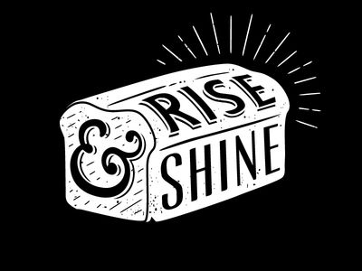Rise & Shine illustration by sel thomson