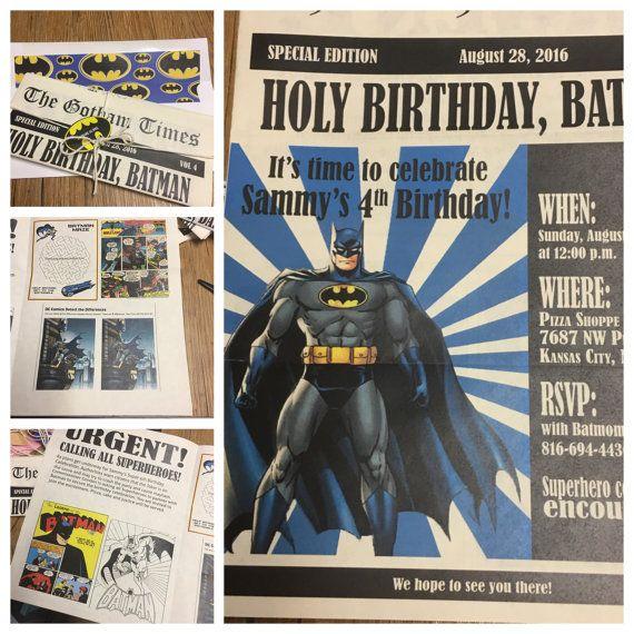 best 25  batman invitations ideas on pinterest