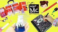 Juguetes MC2 Laboratorio con Experimentos Diario Secreto y Tinta Invisible - Juguetes de Titi