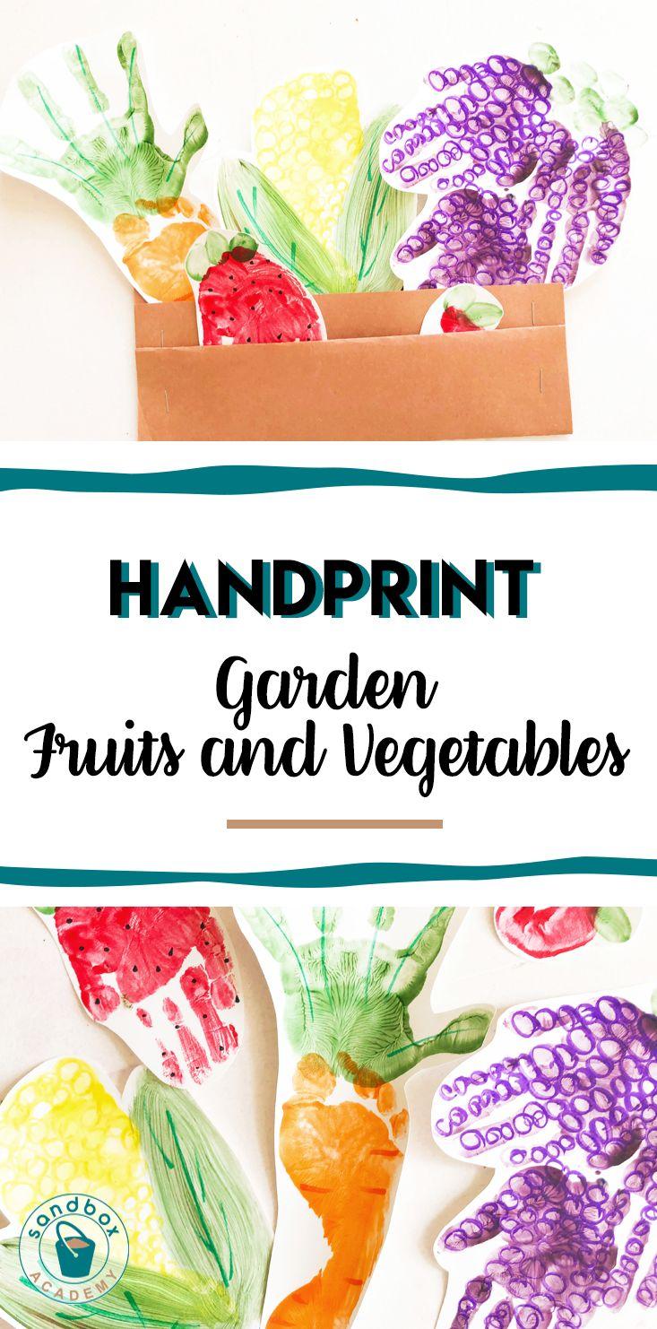 Garden Activities for Preschool