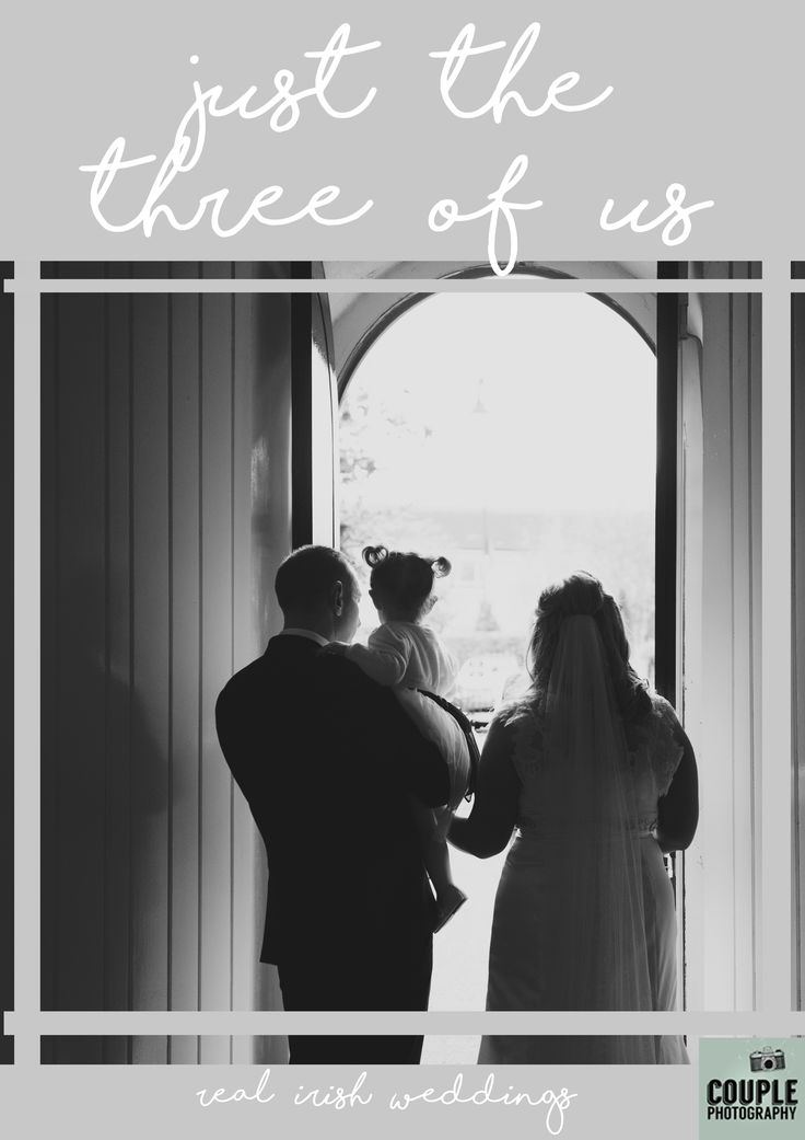 Aine and John...and Lena had a gorgeous Autumnal wedding day at The Heritage Hotel. Take a look at their real Irish wedding over at couple.ie